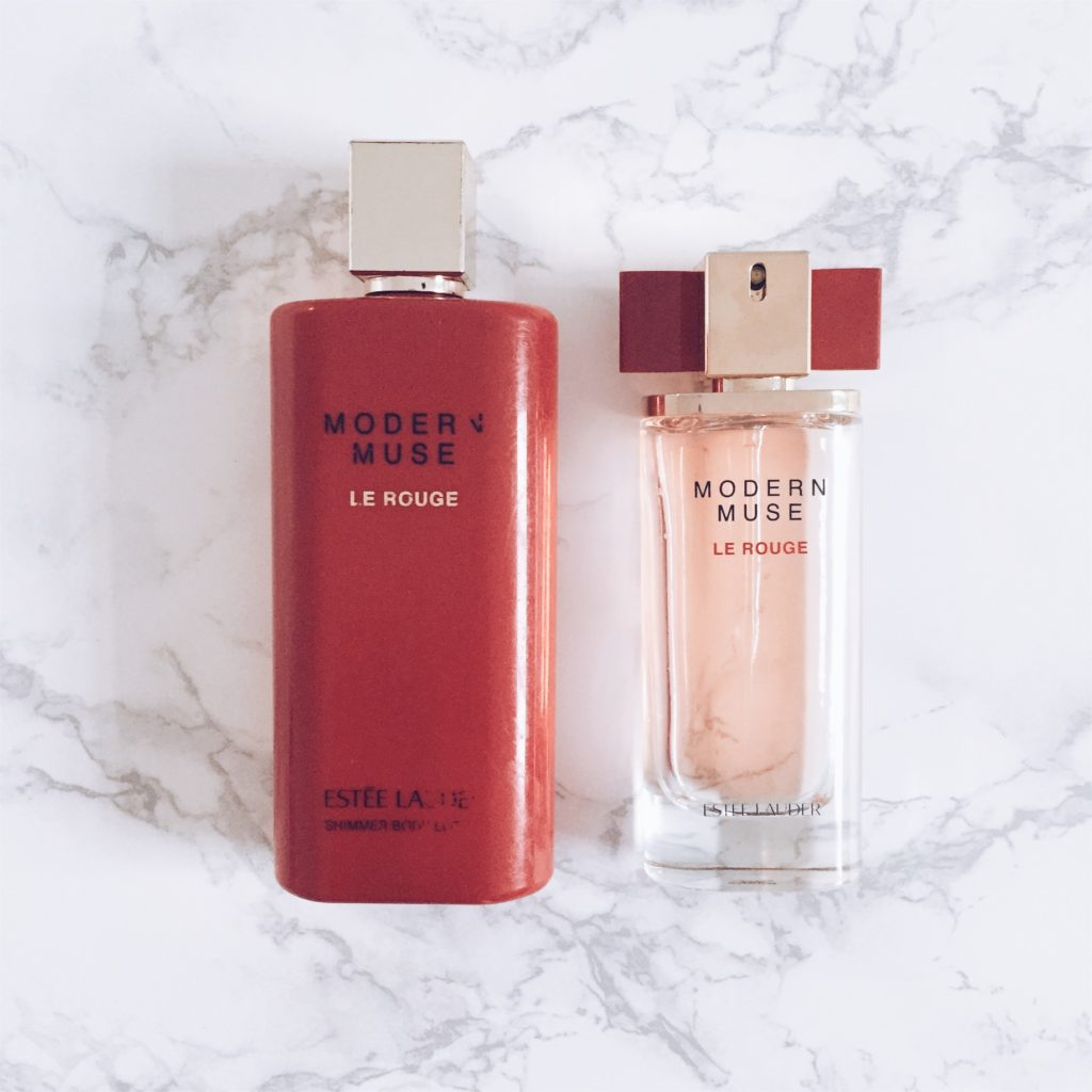 Modern Muse Le Rouge By Estee Lauder Perfume Review