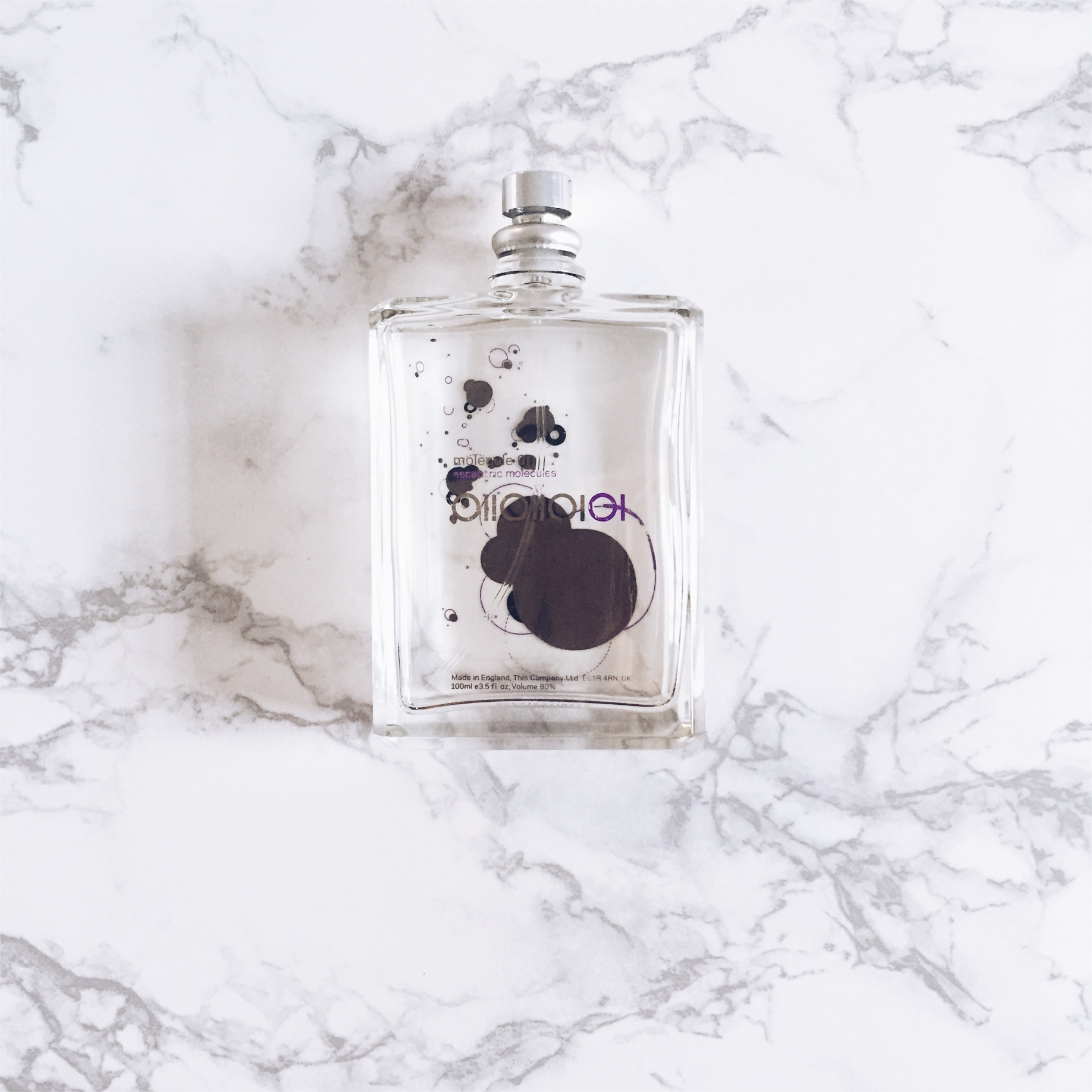 Escentric Molecules – Molecule 01 Perfume Review