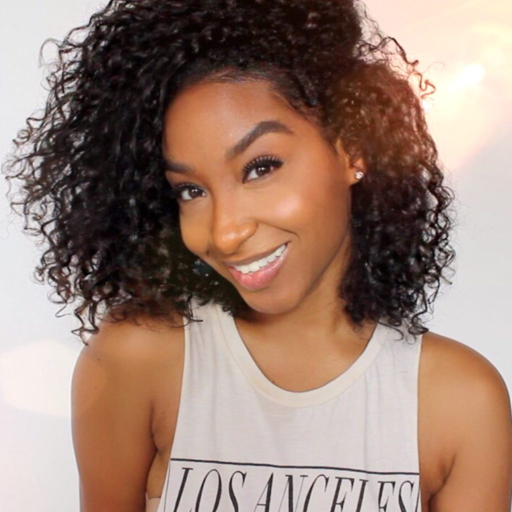 How To Style Curly Hair Curly Hair Routine Curly Hair Tutorial