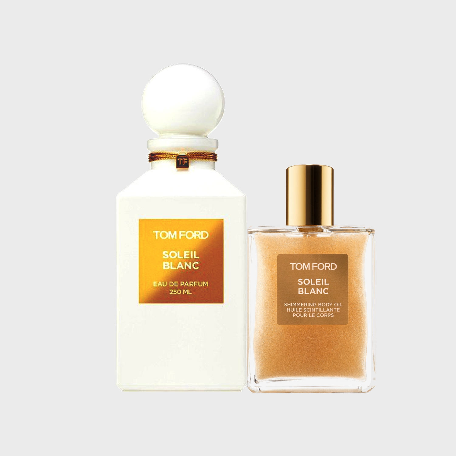 TOM FORD 'SOLEIL BLANC' PERFUME & SHIMMERING BODY OIL PERFUME REVIEW