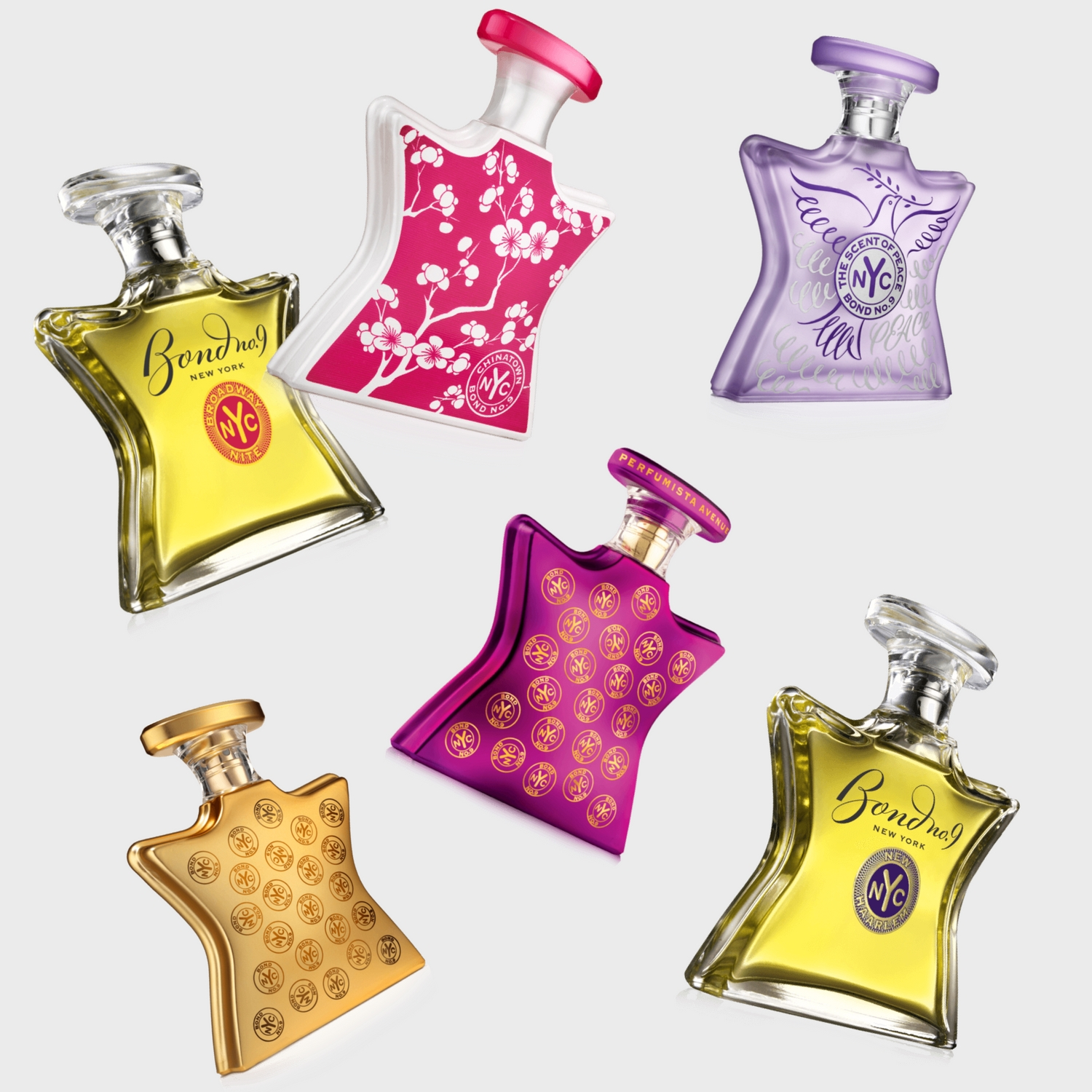 Top 10 Best Bond No 9 Perfume  | Bond No 9 Fragrances Review