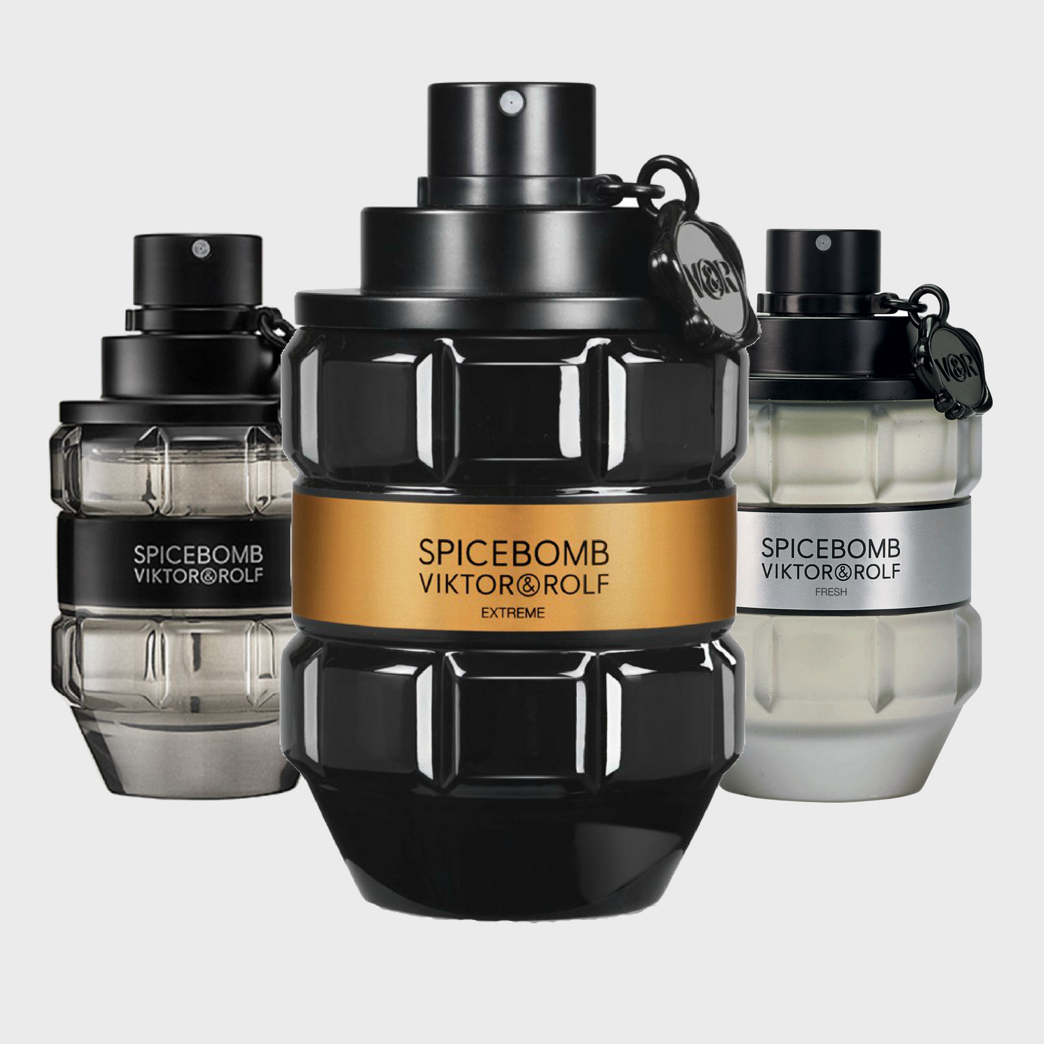 Which is best? Spicebomb, Spicebomb Extreme, or Spicebomb Fresh?