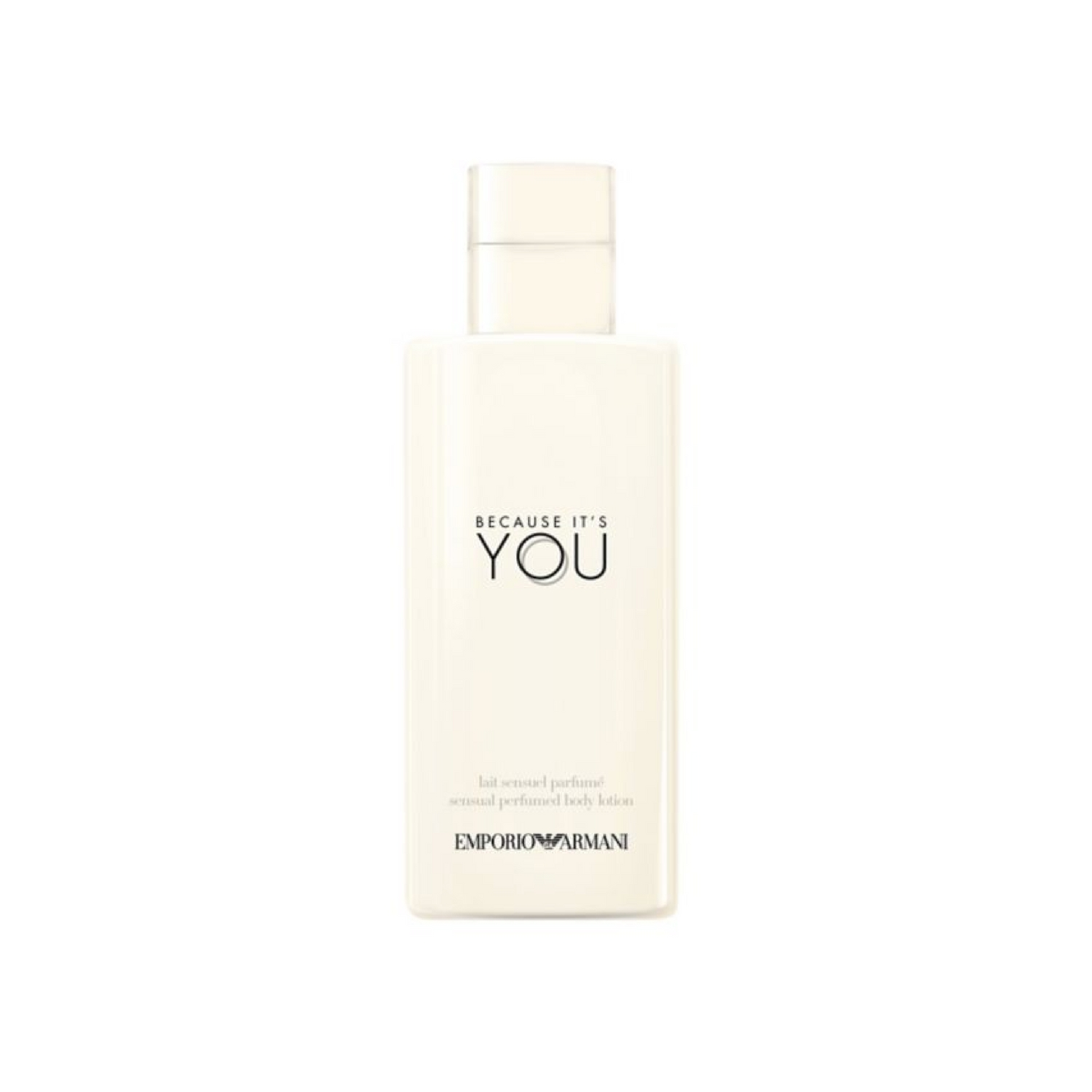Emporio Armani Because It's You lotion