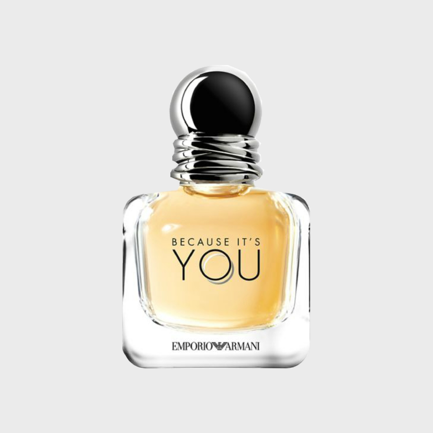 because its you emporio armani