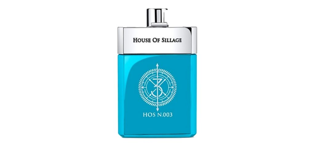 house of sillage n.003