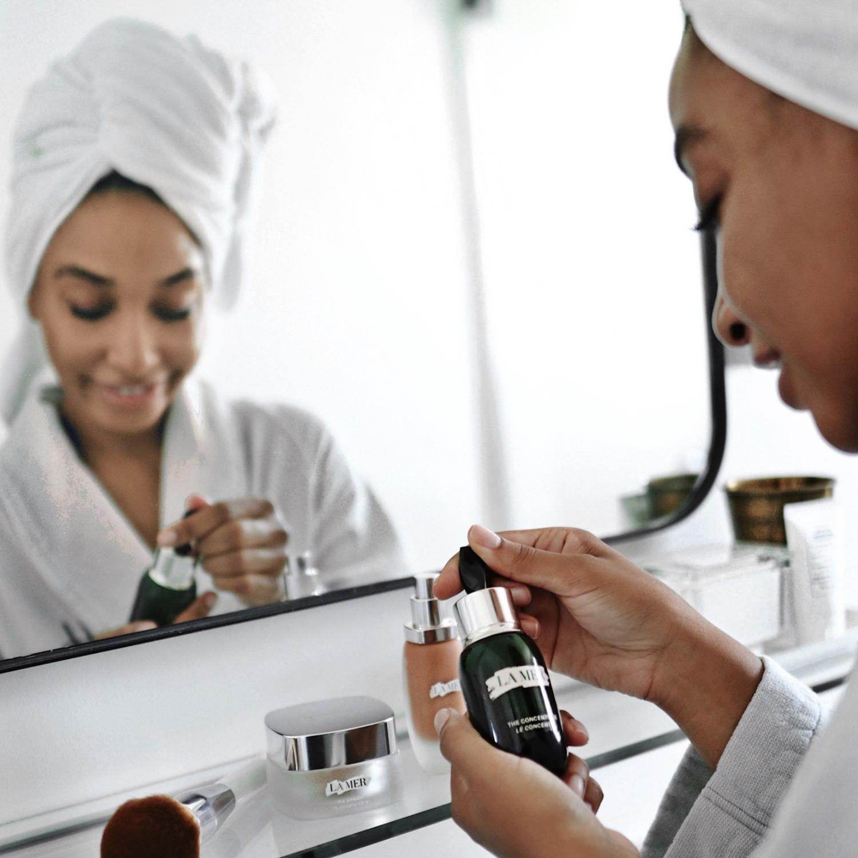La Mer Skincare and La Mer Foundation, #ILOVELAMER